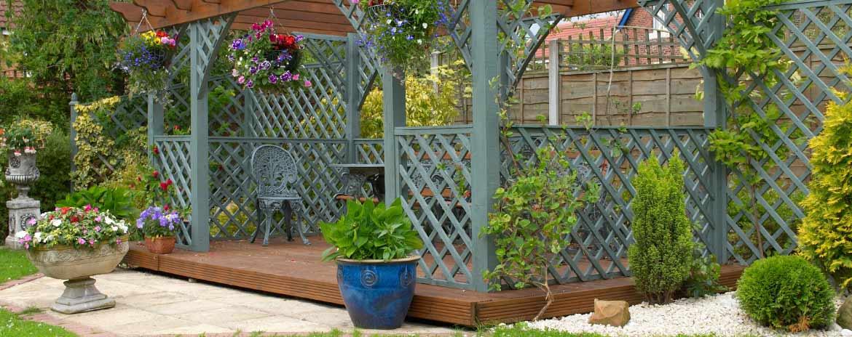 Devis jardin for Devis pelouse jardin